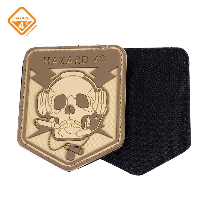 Оригинальный импортный на липучках глава Hazard4 сша опасность машинально 4 тактический рюкзак на липучках 3m специальный тип войска череп кость