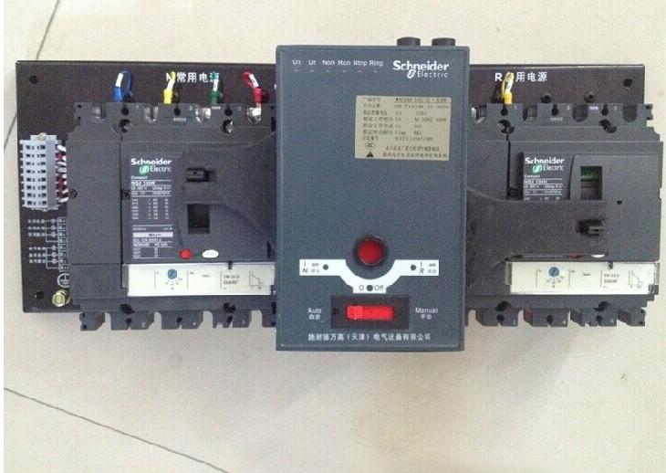 ATNSX系列是100-250A壳体A型控制器转换开关ATNSX100F 4P TMD 32A