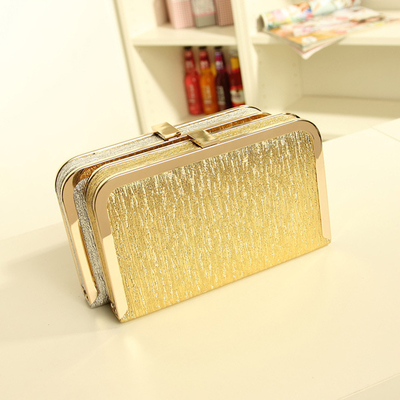 The European and American fashion starting luxurious banquet female bag hand bag Single shoulder bag bag Female bag's main photo