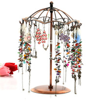 Sturdy umbrella earrings bracelet Necklace Display Rack Jewelry accessories prop Display rack Jewelry rack