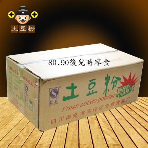 【整箱89元包�]】 �蛏� 土豆粉  �r土豆粉180g 新式酸辣粉粉�l