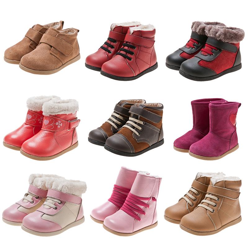 【清仓处理】专柜正品小蓝羊童鞋冬男女宝宝棉靴 男女童靴子 特价