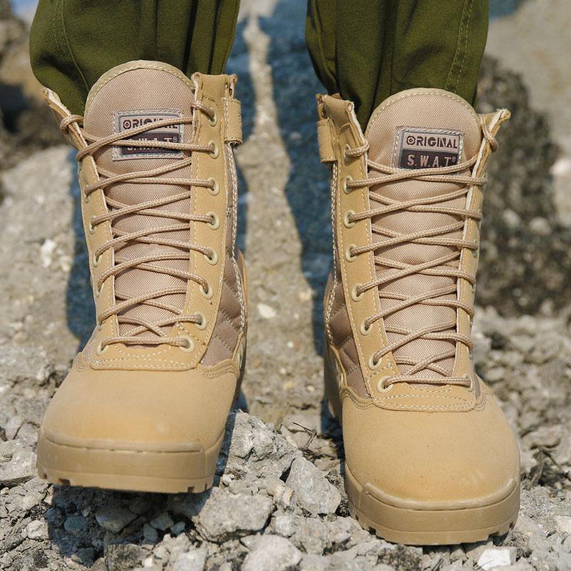 Пакет почтовый 511 коммандос сапоги Hi морской Боевые сапоги пустыня Тактические ботинки Ботинки Сапоги осень Мужская аутентичные