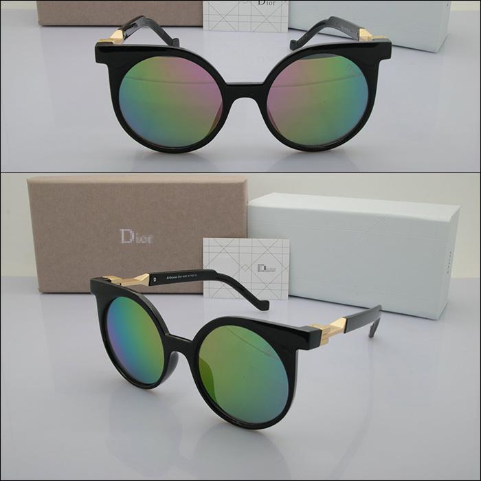 2016 премиум UV солнцезащитные очки для мужчин и женщин круг кадра солнцезащитные очки мода солнцезащитные очки 001
