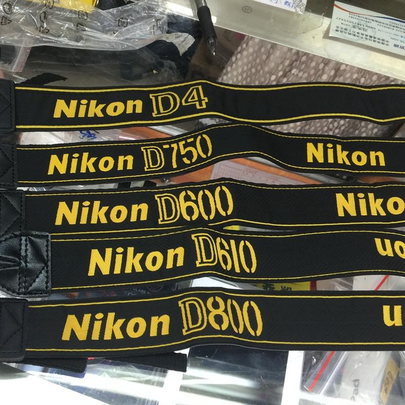 尼康单反相机肩带 D610 D750 D800 D800E D810相机专用 D4s背带