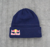 Spot Red Bull sports Members Exclusive wool ski hat wool . 07be0648007