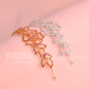Wholesale bridal jewelry wedding crown pageant crown rhinestone crown tiara headband style Xinkuan Accessories