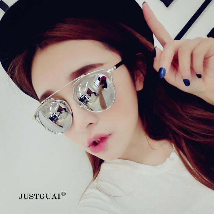 Ретро большой Европы и ртути So Real металлический каркас зеркало солнцезащитные очки для мужчин и женщин черные солнцезащитные очки