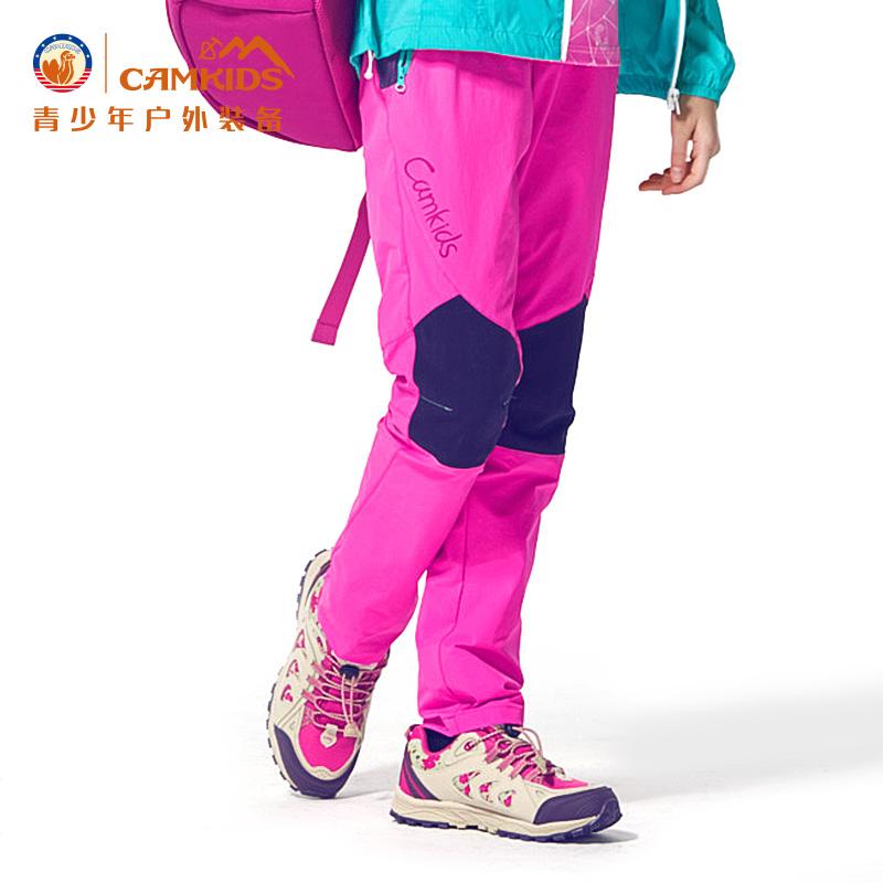 Camkids небольшой верблюд ребятишки ребенок спортивные брюки девочки ветролом брюки мужской ребенок на открытом воздухе мягкая оболочка брюки на открытом воздухе брюки