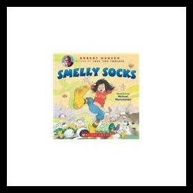 【预售】Smelly Socks
