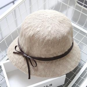 夏天韩版遮阳帽英伦复古渔夫渔夫帽