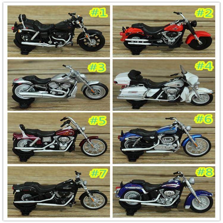 UCC новой Японии мешки Ван die 1:43 мотоцикл моделирует набор 8 все вместе. отправить оригинальные поддержки