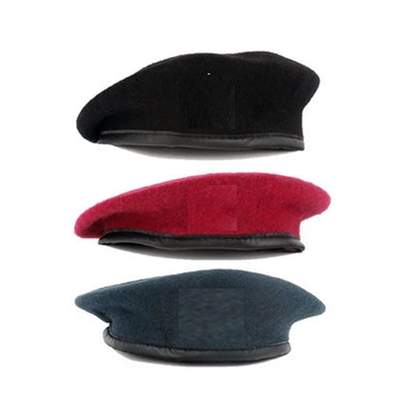 2011 New Security Berets red black Navy Blue Security Berets mens and womens security Berets