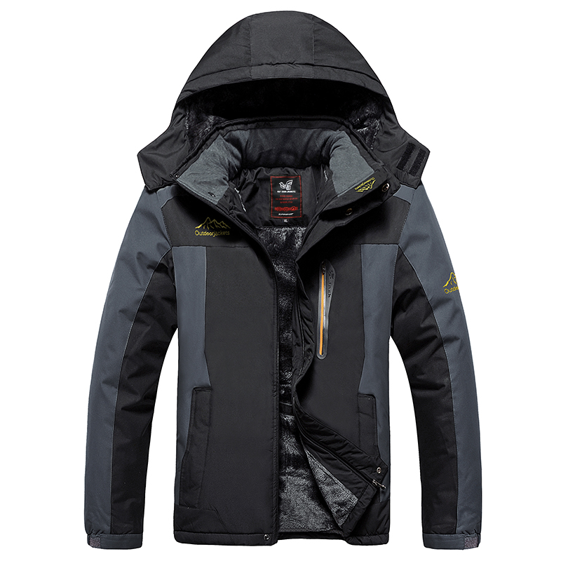 Extra large mens fat mans coat winter fattening plus extra thick mens cotton padded jacket