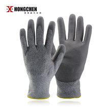 Hirosaki Anti-tie horticultural gloves flowers and flowers anti-thorn garden breathable wear-resistant work labor protection protective gloves anti-cutting