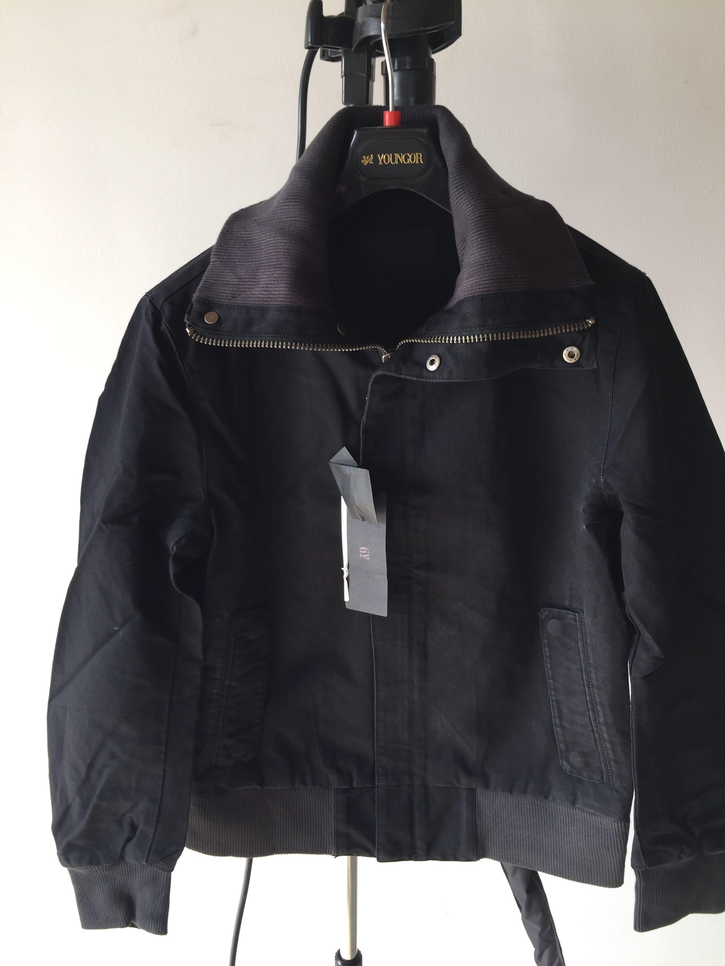 Счетчик образца одежды youngor GY черный воротник тонкий Серый мужской пиджак