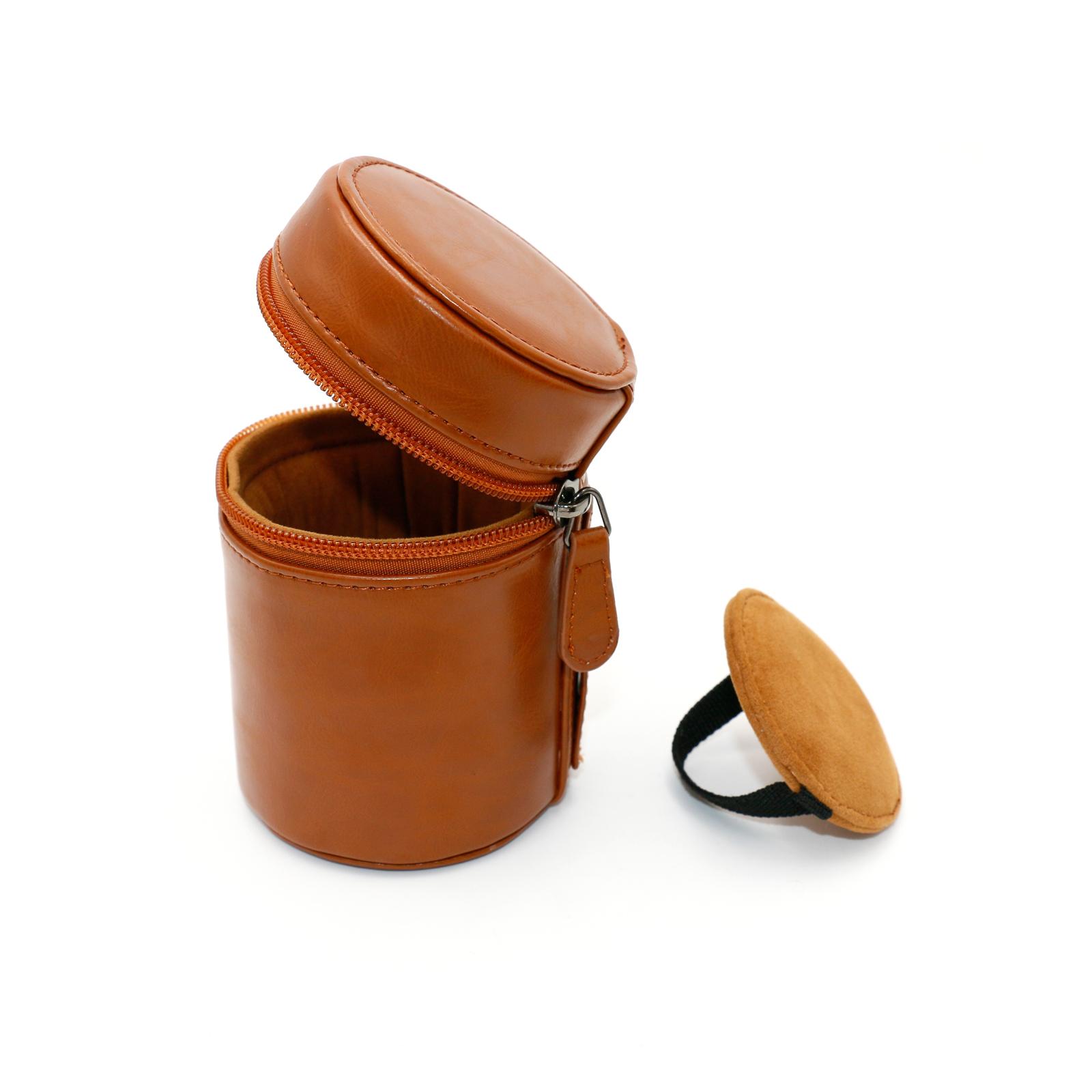 Труба один перевернутый камера объектив трубка объектив пакет / мешок объектив кожа баррель кобура защита авария карман / жесткий
