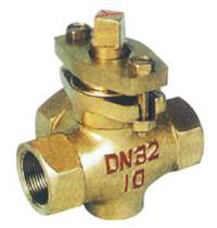 X14W-10T three-wire full copper plug valve filament plug valve rotary valve DN15 DN20-DN50
