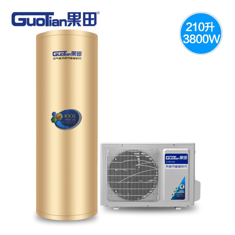 果田 SKJ-98H/210L 空氣能熱水器好不好用,評價如何