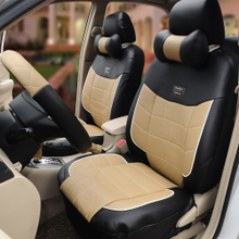 PU leather fashion seating Seat covers four seasons general new fox cruze magotan excelle lavida baolai