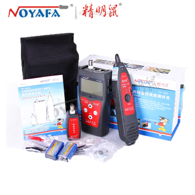 Smart mouse NF-300 cable finder, network cable break point tester, anti-interference and noise-free cable finder Chinese