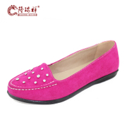 Long Ruixiang spring 2015 new old Beijing cloth shoes women's shoes shoes flat, shallow fashion casual shoes
