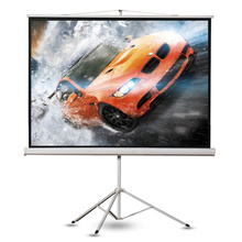 Scenery (FG) projector screen projector screen: 4 than 3 stents curtain 72 inches