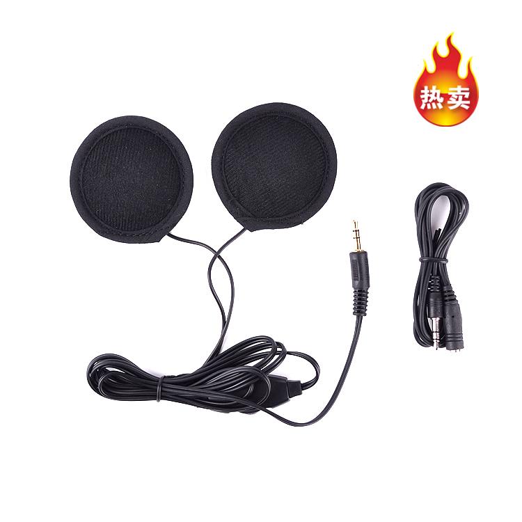 Оптовая горячей продажи мотоцикл шлем гарнитуры MP3 аксессуары для GPS навигации шлем шлем наушников наушники торговли