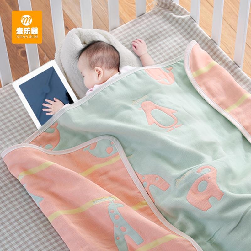 Ребенок волосы одеяло прохладно летом одеяло новорожденных хлопок ребенок одеяла марля полотенце находятся весна сезон крышка одеяло тележки