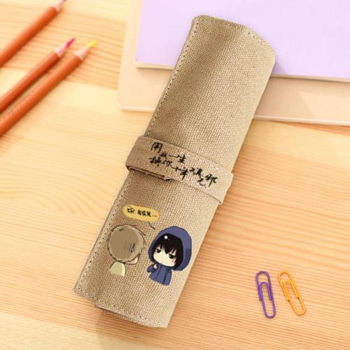 盜墓筆記 文具袋 文具盒 筆袋 周邊 張起靈 瓶邪 吳邪 動漫