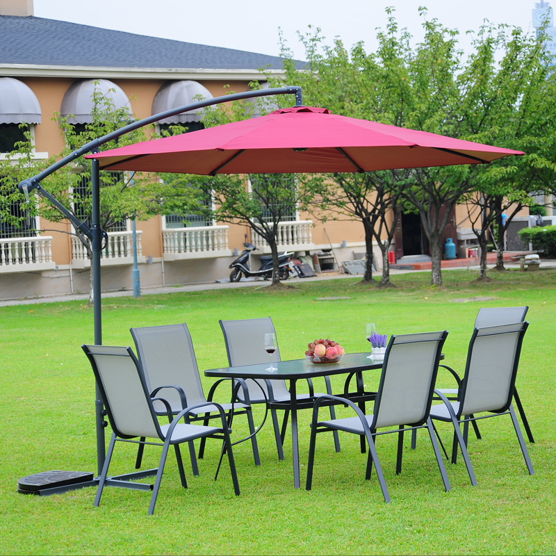 戶外桌椅星巴克鐵藝室外桌椅 庭院花園 陽台 折疊椅