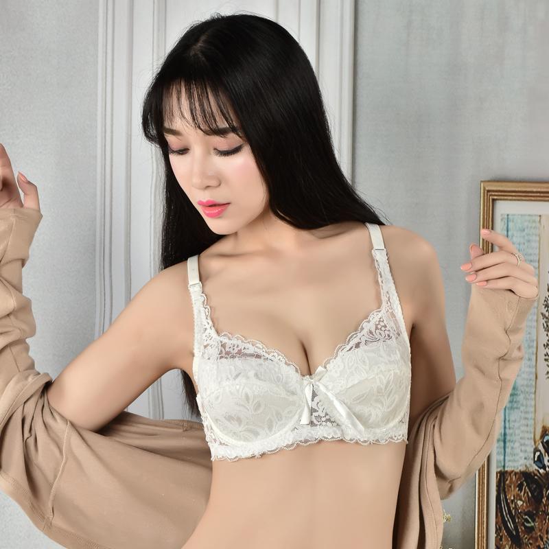 【珍莉芬】日系超薄款女士刺绣蕾丝