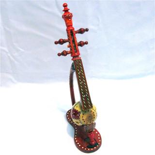 Yi Jieke,  Синьцзян народ ручной работы музыкальные инструменты синьцзян народ характеристика ремесла годовщина статья 30 см ай чешский красный бриллиант цена, цена 751 руб