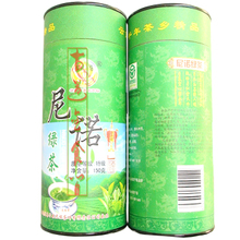 Yunnan large leaf tea Chang ning nino super green tea 150 g 6 cylinder barrel packaging tea bag mail