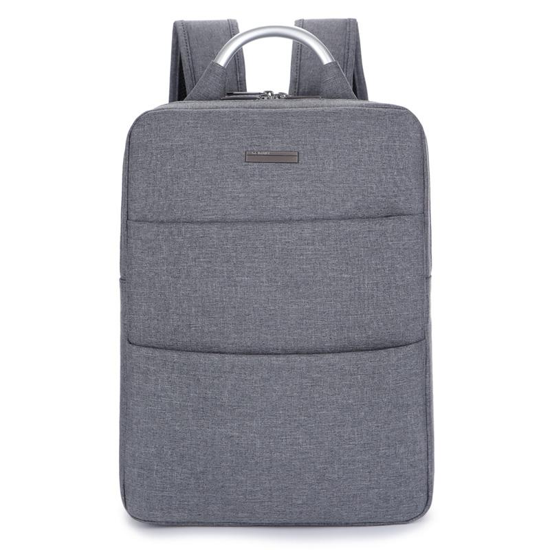 商務雙肩包蘋果華碩手提筆記本包電腦包14寸15.6寸男女士背包