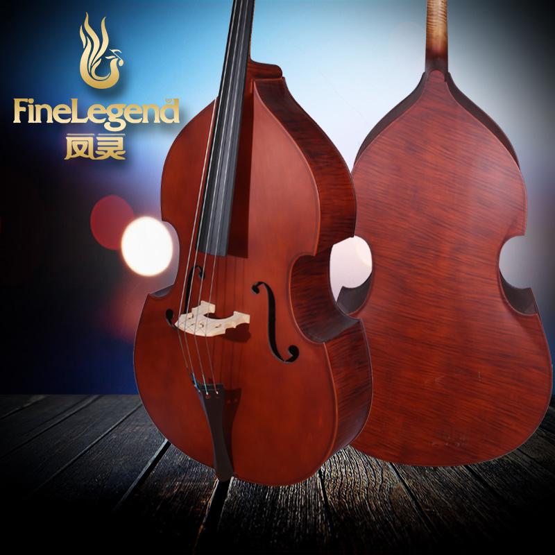 Финикс дух подлинный FLB11F тигр начинающий тест уровень музыкальные инструменты большой бас / бас большой скрипка / время большой скрипка