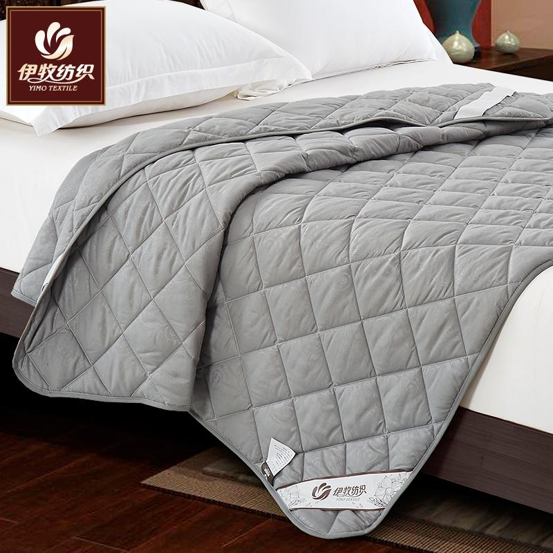 伊牧床垫床褥榻榻米床护垫1.8m1.5米垫被夏季单双人学生宿舍床垫_领取5元天猫超市优惠券