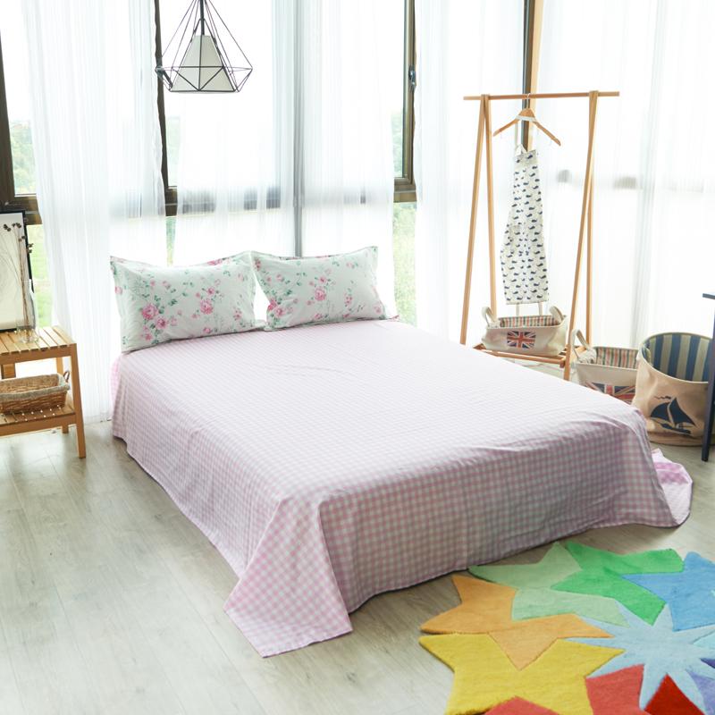 夢旅人純棉床單單件全棉雙人被單1.2 1.5 1.8 2.0m米單人學生宿舍