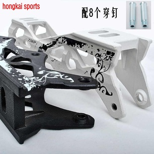 HK professional accessories adult level Hua Xie skate blade holder bracket aluminum turret original level spend one pair of 2