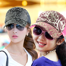 Parent-child baseball cap, the 4-5-6-7 years old private cap zi han edition summer sun hat mesh sun hat