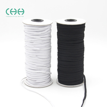 Black elastic bandwidth elastic rope, thin white belt, trousers, headband, trousers, clothing accessories for baby