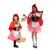 Little Red Riding Hood Costumes For Children & Adults