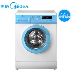 Midea/美的 MG70-eco11WX 7公斤智能物联网云滚筒全自动洗衣机