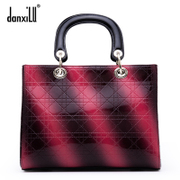 Mall Greek road with Dan Europe, fall/winter fashion women bags leather Diana bag new rhombic women bags handbags