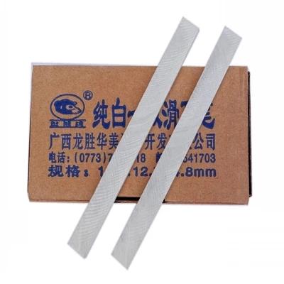 Золото обезьяна карты A оценка чистоты белого хрусталя скольжение камень карандаш 115*12*4.5mm 70*8*4mm распространение щетка пометка карандаш