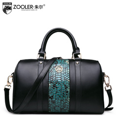 Jules 2015 new Boston leather women bag single diagonal shoulder bag new autumn and winter packages
