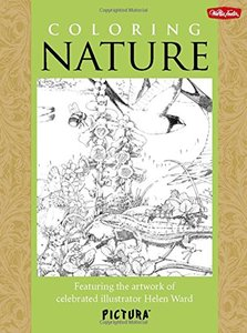 【预售】Coloring Nature: Featuring the Artwork of Cele...