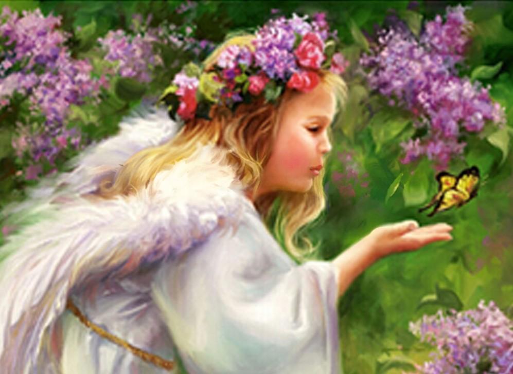 5D полный горный хрусталь алмазов DIY красоты с цветок бабочка смолы 42 x 30 Дрель Дрель пост напечатаны крестом картины новой