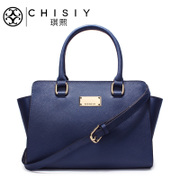 CHISIY Qi XI women bag handbag Messenger bag small bag 2015 winter tide leather bat wings package bag