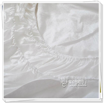 High quality trade quality and high density pure cotton 400 long staple Egyptian cotton bleached white hat 180*200+36CM